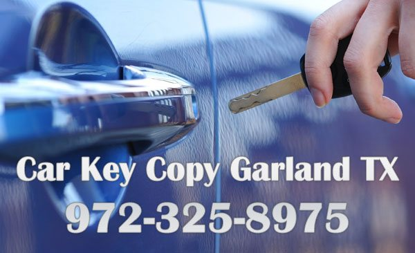 Car Key Copy Garland TX